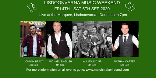 Lisdoonvarna Music Weekend