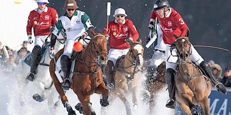 Snow Polo World Cup St. Moritz 29.-31.01.2021