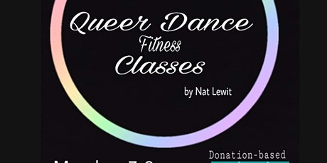 Queer Dance Fitness Classes tickets
