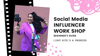BEGINNER'S GUIDE TO BECOMING A SOCIAL MEDIA INFLUENCER/ CHRISTIAN YOUTUBER  tickets