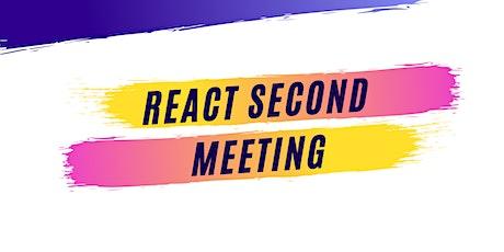 React Cba - #TechTalks 2 tickets