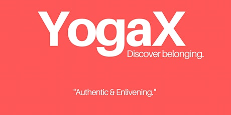 YogaX - Yoga, Ted-Style Talks + Awesome Community! tickets