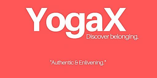 YogaX - Yoga, Ted-Style Talks + Awesome Community!
