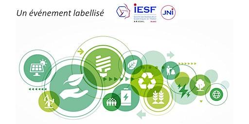 JNI 2020 : Ecoconception, maîtrise énergétique : quelles actions concrètes pour le Développement Durable ?