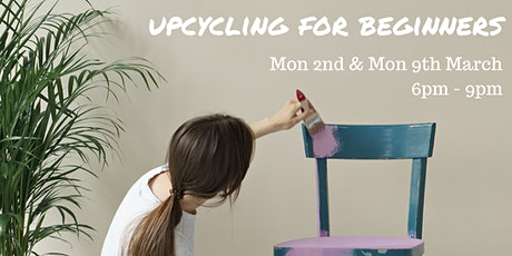 RE:MAKE Upcycling for Beginners tickets