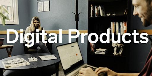 Workshop: Kickstarting your successful Digital Product