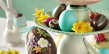Fortnum's An Eggs-traordinary Easter Masterclass tickets