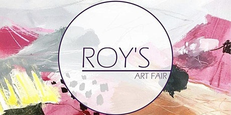 "Roy's Art Fair Tour ""Exhibiting at an Art Fair"" with Deborah Henry-Pollard. tickets"
