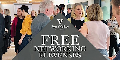 Networking Elevenses tickets