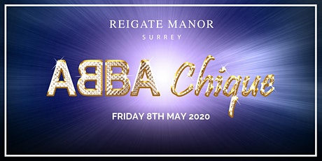 ABBA Chique | Reigate Manor tickets