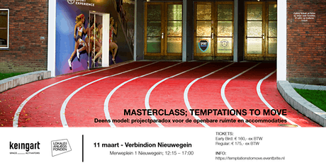 MASTERCLASS: Temptations To Move tickets