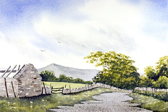 Watercolour Workshop- Green Landscapes with Steve Coates tickets