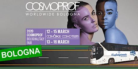 ANNULLATA - VISITA COLLETTIVA A COSMOPROF 2020 biglietti