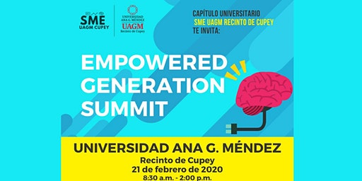 Empowered Generation Summit