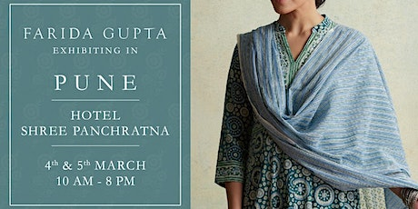 Farida Gupta Pune Exhibition tickets