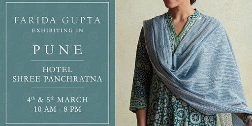 Farida Gupta Pune Exhibition