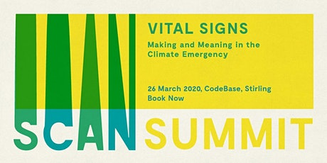SCAN Summit 2020: Vital Signs tickets