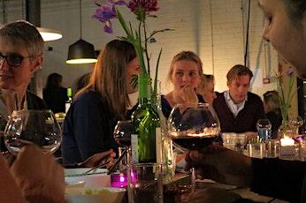 Dineren met leuke nieuwe mensen tickets