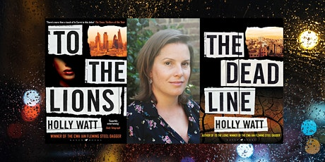 What Journalism Taught Me about Writing Fiction with Holly Watt tickets