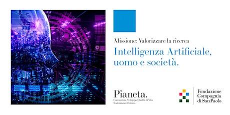 Info day sul Bando Intelligenza Artificiale, uomo e società. biglietti
