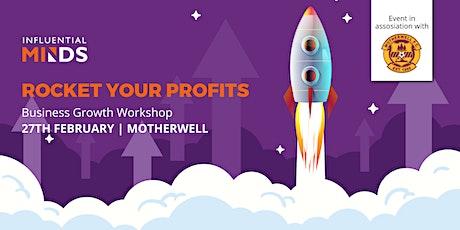 Rocket Your Profits tickets