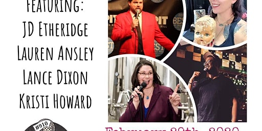Another Round Comedy Show!