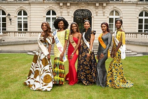 MISS AFRICA BEAUTY EU 2020