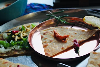 Paratha, the healthy  whole wheat bread Tickets