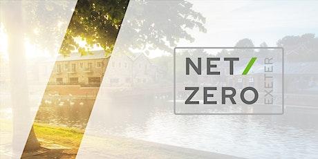 Net Zero Exeter: Mobilisation Summit tickets