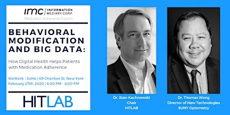 Behavioral Modification and Big Data tickets