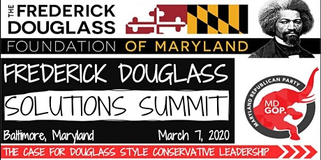 Frederick Douglass Solutions Summit -Baltimore tickets