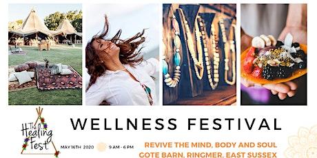 The Healing Fest, wellness festival 2020 tickets