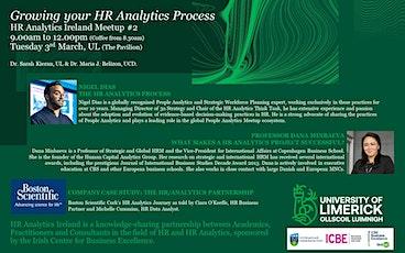 HR Analytics Ireland Meetup #2: Growing your HR Analytics Process tickets
