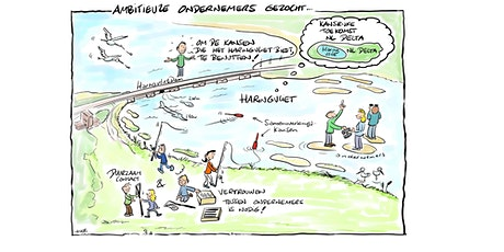 Haringvliet Ondernemerscafé - voorjaarseditie tickets