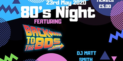 80's Night - Back to the 80's UK