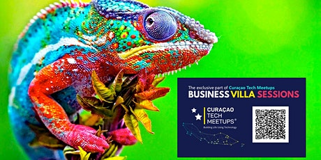 BUSINESS VILLA SESSIONS 2021 | Powered by Curaçao Tech Meetups tickets