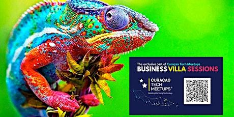 BUSINESS VILLA SESSIONS | Powered by Curaçao Tech Meetups tickets