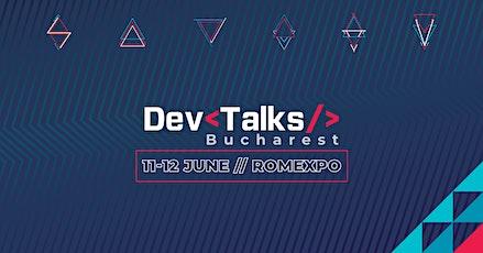 DevTalks Bucharest 2020 tickets