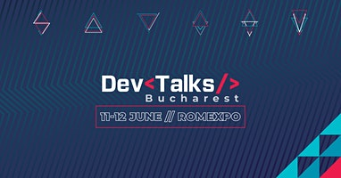 DevTalks Bucharest 2020