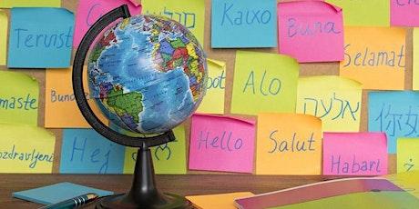 Every teacher is a language teacher tickets