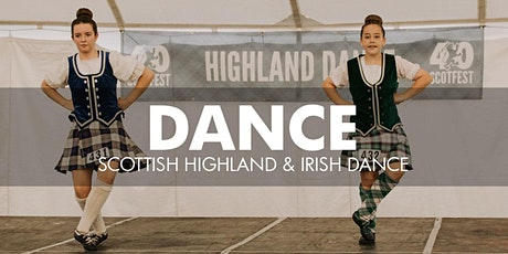 Scotfest 2021 - Scottish Highland Dance Registration tickets