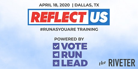 ReflectUS Training - Powered by Vote Run Lead tickets