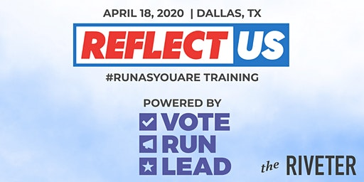 ReflectUS Training - Powered by Vote Run Lead