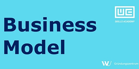 Skills Academy Webinar: Business Model Tickets