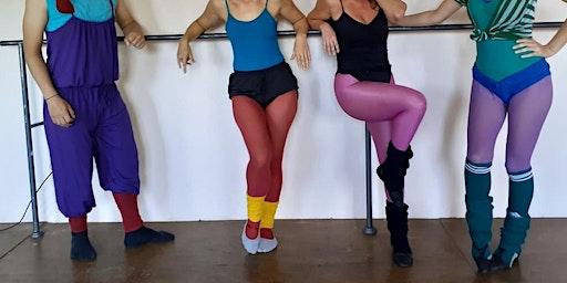 Inscrição aula aberta ballet com blues