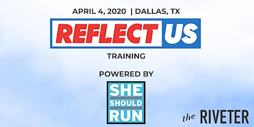 ReflectUS Elections Training - Powered by She Should Run