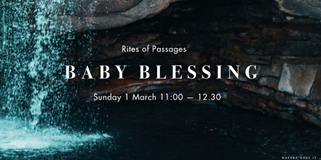 Baby Blessing Ceremony tickets