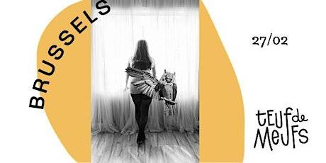 Teuf de Meufs BXL - Intime : Amour de Soi & Sensualité & Self Love billets