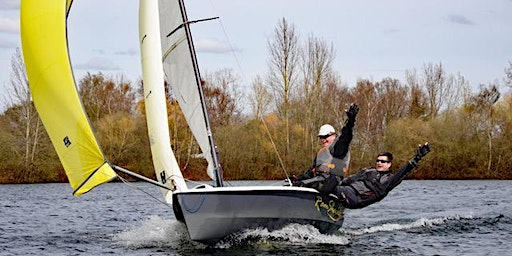Papercourt Sailing Club Open Day