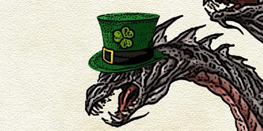 St. Patrick's Day Party and D&D
